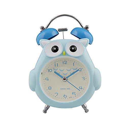 WPCASE Clock Despertador Clasico Despertadores Digitales...
