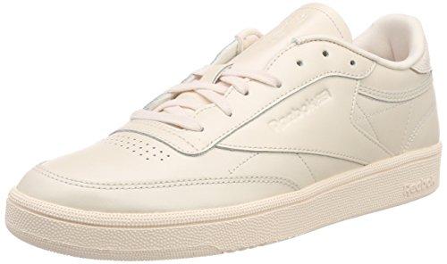 Reebok Club C 85, Zapatillas para Mujer, Rosa (Mid-Pale Pink 0), 36 EU