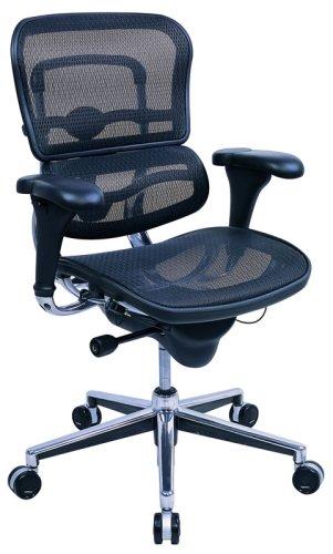 Ergohuman ME8ERG Mid-Back All Mesh Ergonomic Chair