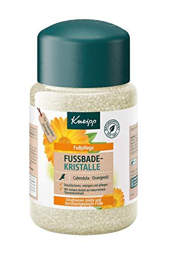 Kneipp Fußbadekristalle Calendula-Orangenöl, 500 g