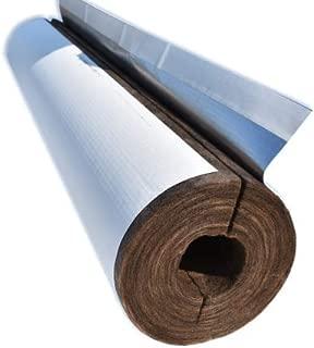 Fiberglass Pipe Insulation 4 1/8
