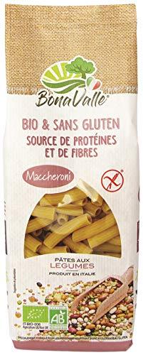 Bonavalle Bio sans gluten Pâtes Avec Légumes 35%/céréales 270 g