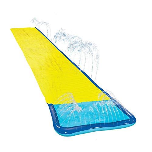 Verano único Alargado Adulto niños tobogán de Agua Cama rociador de Agua Juguete al Aire Libre Tablero de Surf