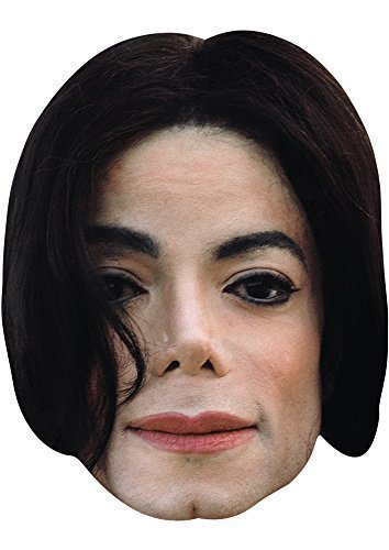 Maskjunction Michael Jackson Mask - http://coolthings.us