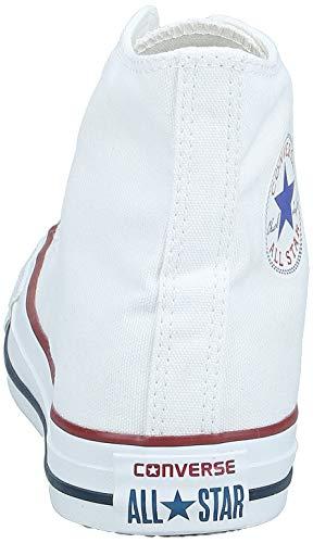 Converse All Star Ox Chaussures - Blanc - Blanc optique, 34.5 EU EU