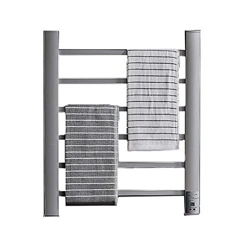 XJZKA Toallero de baño Estante con calefacción eléctrica Termostático 50 & deg;2...