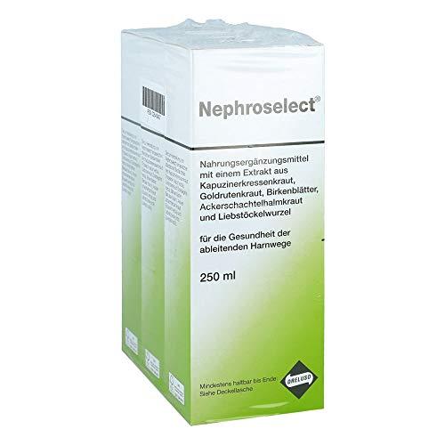 Nephroselect Lösung, 750 ml Lösung