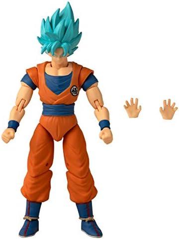 Dragon Ball Super Dragon Stars Super Saiyan Blue Goku V2 Figure Series 19 product image