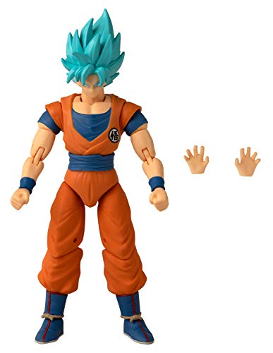 Bandai America - Dragon Ball Super Dragon Stars Super Saiyan Blue Goku, Version 2