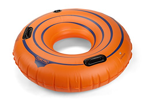 Tube Pro Orange 48' Premium River Tube with Handles