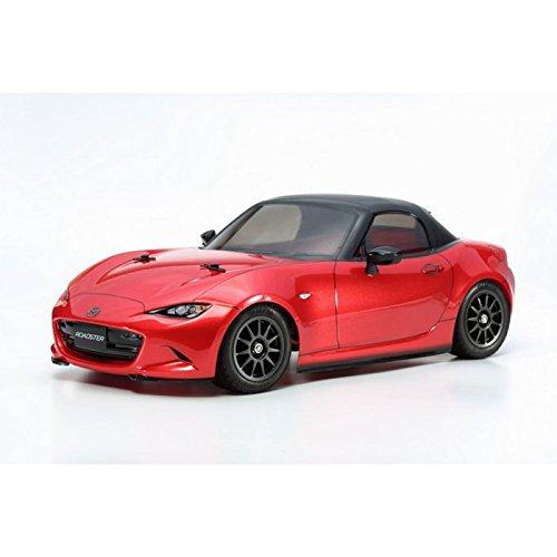 Tamiya Dickie 3000586241: 10RC Mazda MX-5M Roadster, Funzione Modellismo e Accessori