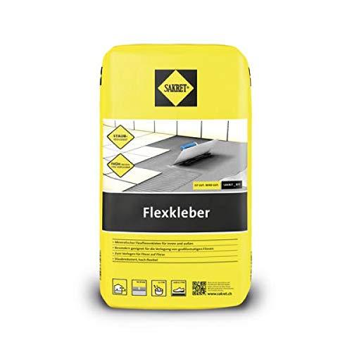 Sakret Flexkleber Grau 5 kgArt.Nr. 3118080