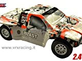 Short Course Truck 1 10 Off Road mit Verbrennungsmotor Go 18 A 2 Gang Radio 2 4 GHz 4 WD RTR RH1009 DT5 N 2 VRX