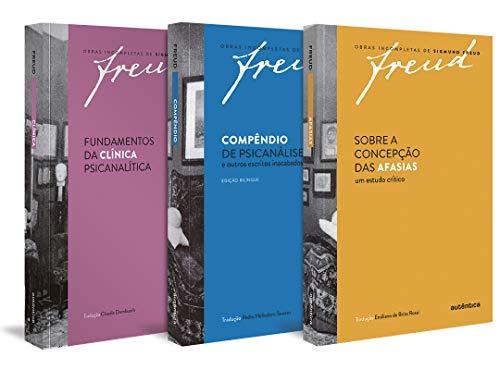 Freud - Kit Obras fundamentais – Vol. 2: Volume 2