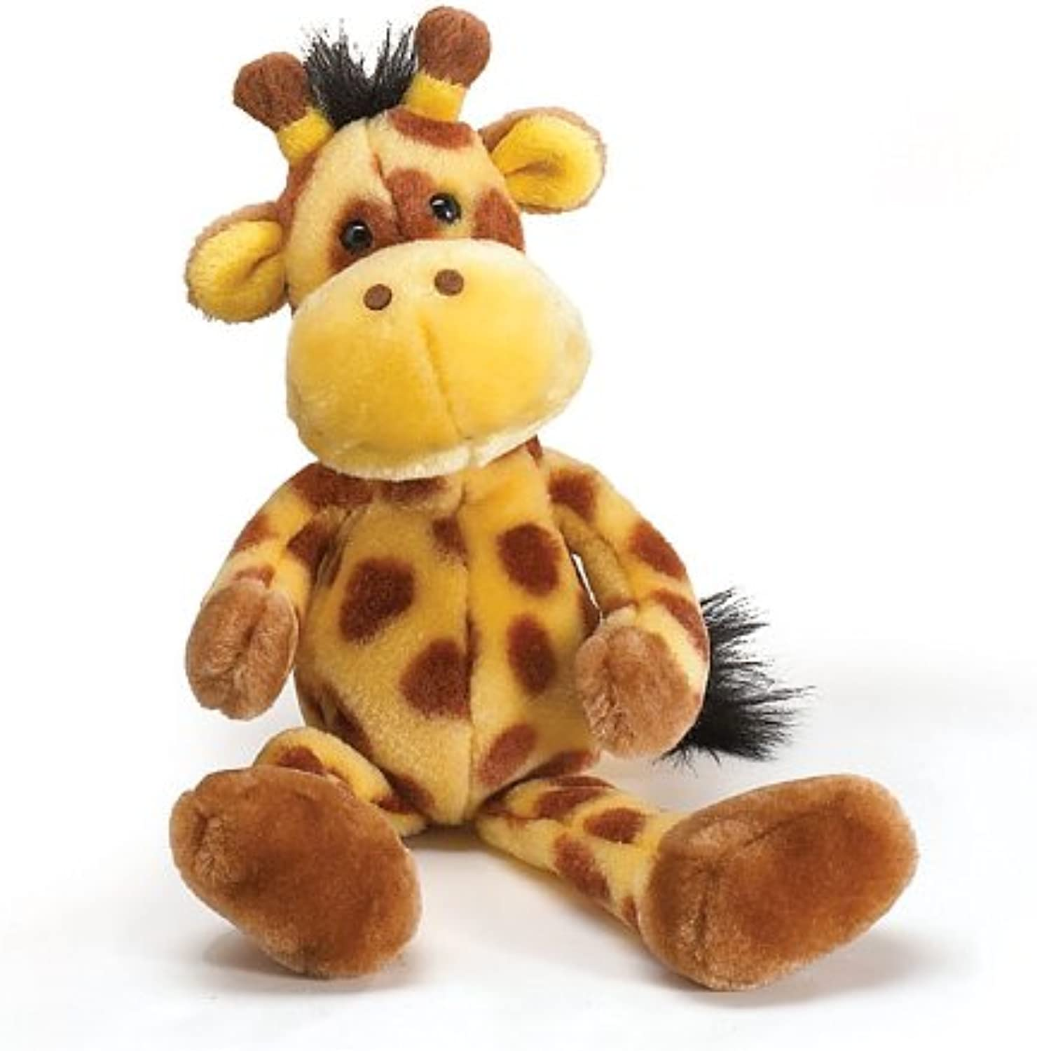 Little Geri the Giraffe (11) Plush Stuffed Animal by Burton & Burton