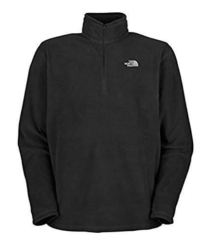 THE NORTH FACE Men's Glacier 1/4 Zip Fleece Jacket Size L
