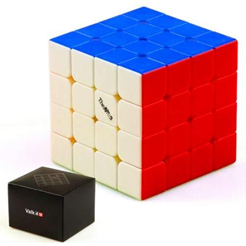 Qiyi Valk 4 M Stickerless Speed Cube VALK 4 M Strong Version