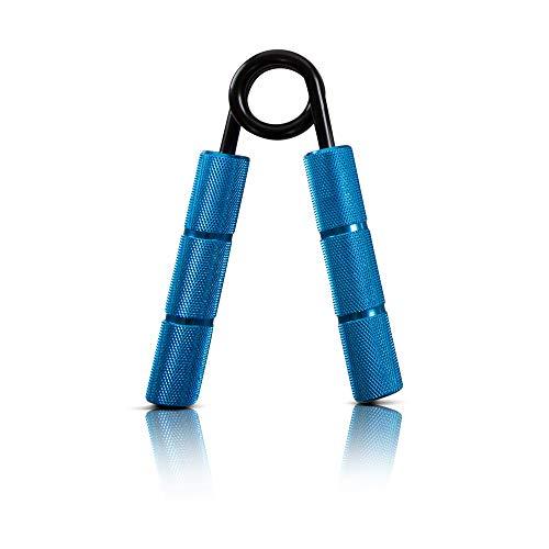 Powerball Power Gripper Rafforzatori di Grip Professionali 7 Diversi Livelli di Tensione - Costruisci la Forza e Riabilitare di Braccia e Polsi (150lbs)