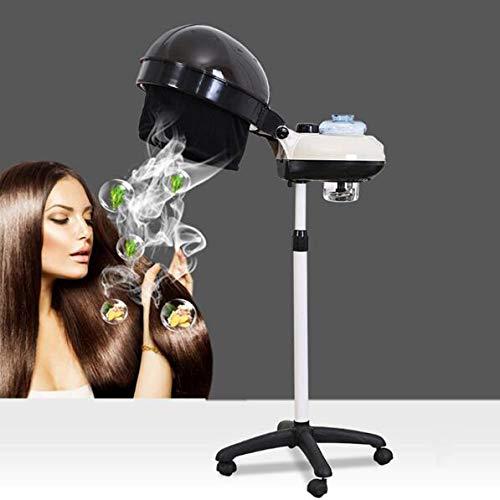 LQ&XL Salon Casque Sèche Cheveux Coiffeur Professionnel Bonnet Capuche Rolling Base sur Pied Type Cheveux Couleur Processeur Et Séchoir Accélérateur A/A