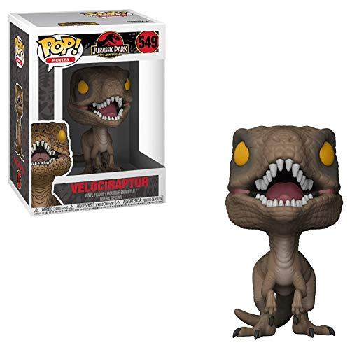 SuperMM Movies: Jurassic Park #549 Velociraptor Bobblehead Figures