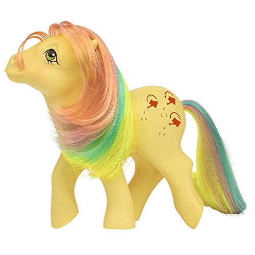 My Little Pony 35274 Classic Rainbow Ponies-Trickles Collectible, Multicolour