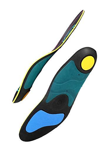 Termino Deportes Plantillas, De Nivel Profesional Alta La Ayuda Arco, Plantillas para Zapatos Ortopédicos El Máximo Apoyo A Aliviar Dolor En Pie Y Rodilla Alivio del Ratón,Code 46/47