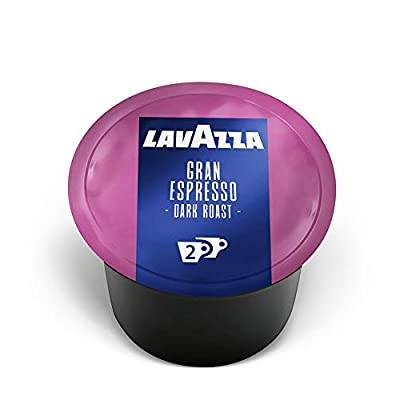 Lavazza Blue Gran Espresso 11g Coffee Capsules (1 Pack of 100)