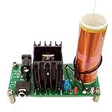 HiLetgo® 高電圧発生モジュール 高電圧 diy キット電子 高電圧電子 キット15-24V / 2A 15Wミニテスラコイル プラズマアーク 電子DIYキット 音楽演奏
