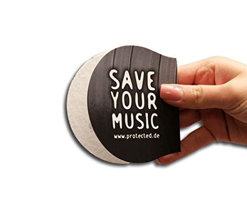 Schallplattengreifer Protected