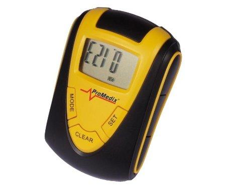 ProMedix PR-211 Contapassi Pedometro Digitale 3D
