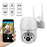 1080p Ptz Ip Kamera Außen Speed Dome Wireless WiFi Überwachungskamera Pan Tilt 4X Zoom Ir Netzwerk CCTV-überwachung 3,6 Mm Kamera mit 32G Karte