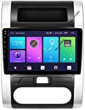 Android 9.0 Radio de automóvil Estéreo 9 pulgadas para Nissan X-Trail Qashqai 2008-2013 Pantalla táctil capacitiva de alta definición de alta definición de navegación GPS con WiFi Bluetooth