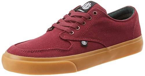 Element, Zapatillas para Hombre, Rojo (Napa Gum 4118), 41 EU