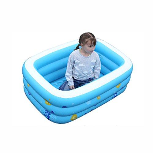 Sunjun& Piscine pour enfants Grosses Grandes Piscine Adultes Accueil Baignoire Bébé Bébé Bébé Piscine Gonflable