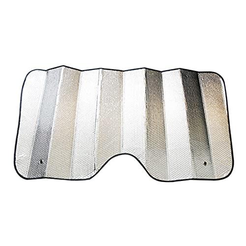 Parasol para Parabrisas De Automóvil, Reflector UV Parabrisas Delantero Automático Parasol para El Sol Fácil De Plegar Y Usar Adecuado para La Mayoría De Los Vehículos