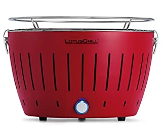 LotusGrill Barbecue Carbon-Desktop, Rot (B007W1C3GE) | Amazon price tracker / tracking, Amazon price history charts, Amazon price watches, Amazon price drop alerts