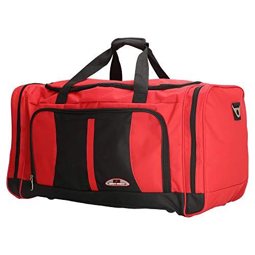 Enrico Benetti Reisetasche Sporttasche Freizeittasche 65x34x28cm - Volumen: 60 Liter Bag