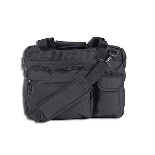 Mil-Tec Aktentasche, Laptop Bag schwarz