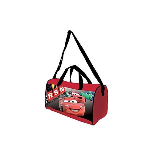 mc Sporttasche Cars Sporttasche für Kinder, 38 cm, Rot