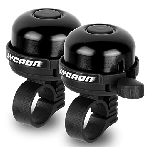 LYCAON Bicycle Bell 8 Colors...