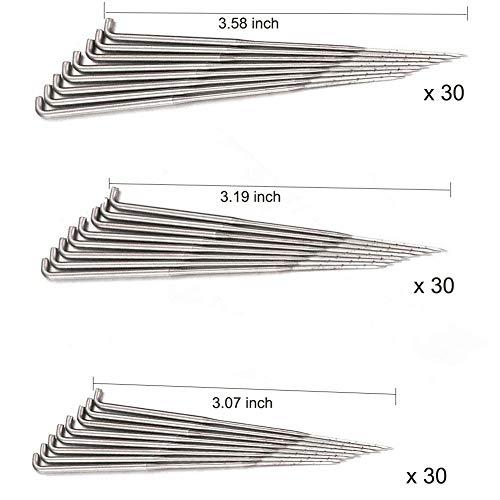 Complete Wool Felting Tool Kit,Needle Felting Supplies Needle Felting Kit with 90Pcs Needle Felting Needles,3Pcs Needle Bottles,2Pcs Needle Felting Pen for Beginner, Professional