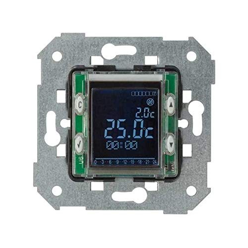Simon 75817-39 - Cronotermostato Digital Con Display