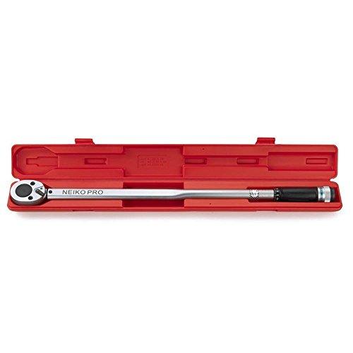 "NEIKO PRO 03711B 3/4"" Drive Adjustable Click Torque Wrench..."