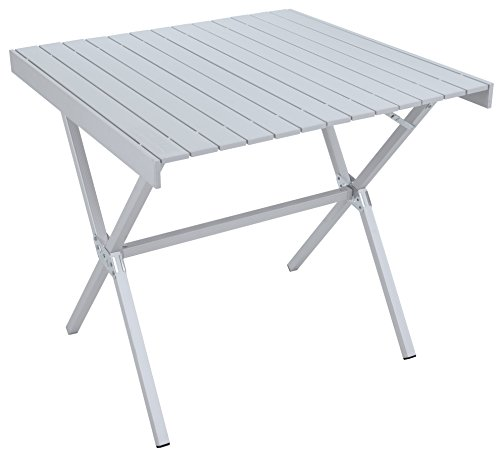 ALPS Mountaineering Dining Table Square, Silver (8350911)