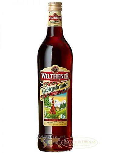 Wilthener Gebirgskräuter Kräuterl. 1,0 Liter
