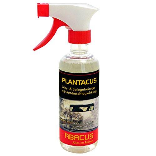 ABACUS 300 ml Plantacus Antibeschlag Spray/Antibeschlagmittel für Glas & Spiegel (4290)
