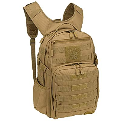 Samurai Tactical Wakizashi Tactical Backpack (Desert Clay)