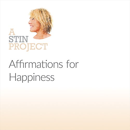 Affirmations for Happiness audiobook cover art