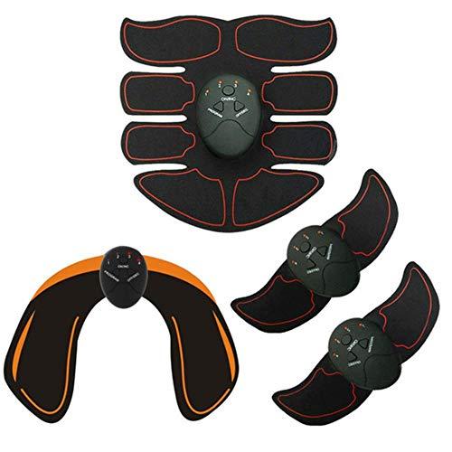Muscle stimulation, EMS muscle stimulation, electrical stimulation, ABS stimulating electrodes, Cellulite Massager,New 3 In 1,China