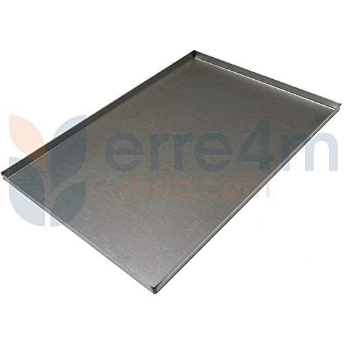 Bandeja de horno 60x 40x 3(H.) cm. (Chapa alluminata (LS) profesional
